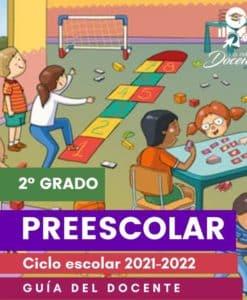 Planeacion argumentada Preescolar