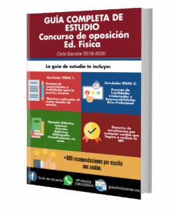 Concurso de oposición Educación Fisica 2019