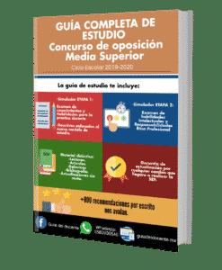 Concurso de oposición Media superior 2019