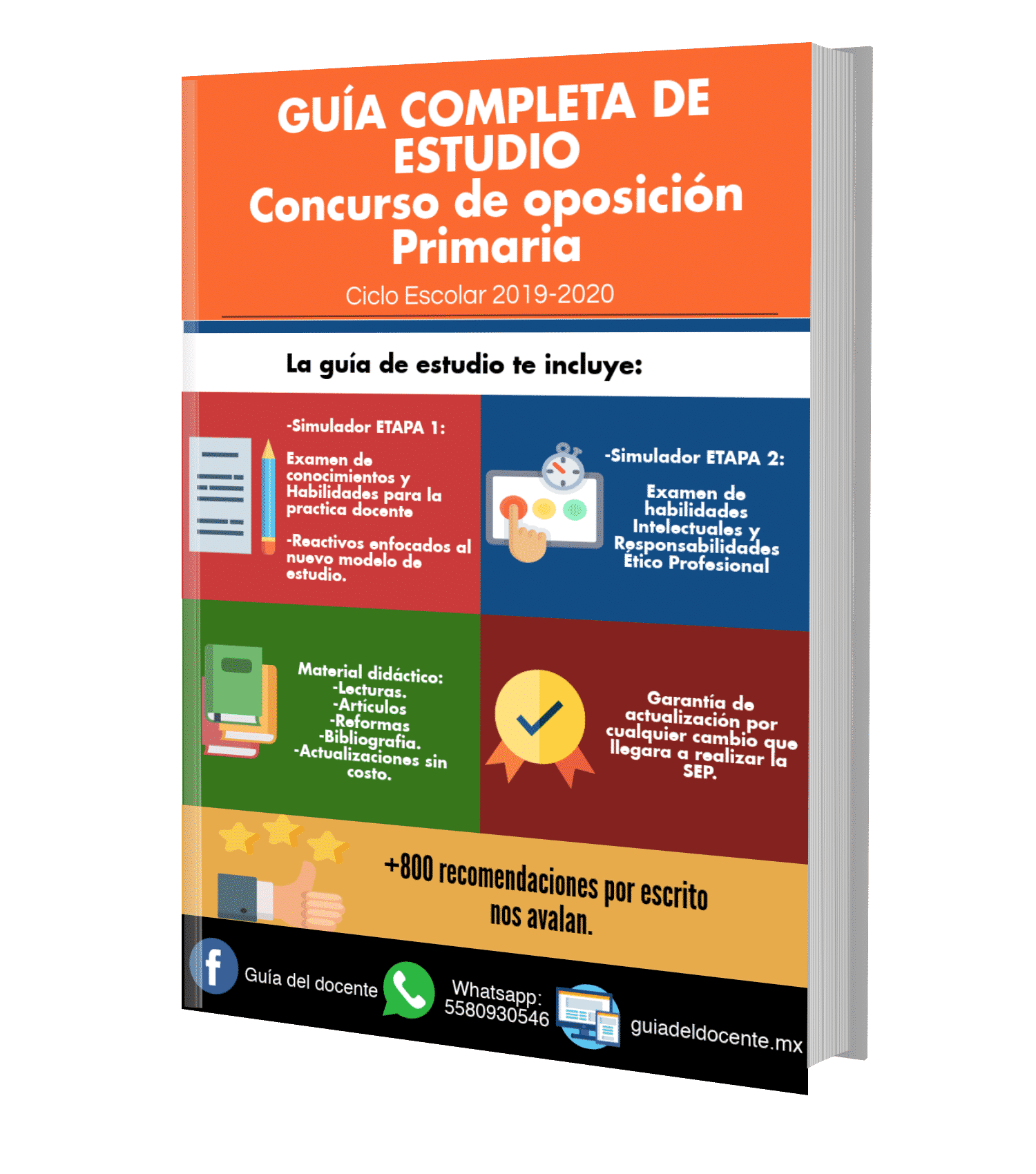 Concurso oposición Primaria 2019