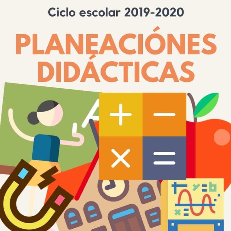 Planeacion argumentada 2019-2020