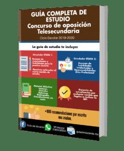 Concurso oposición Telesecundaria 2019