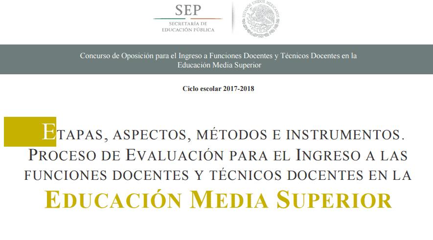 Examen oposicion 2017-2018