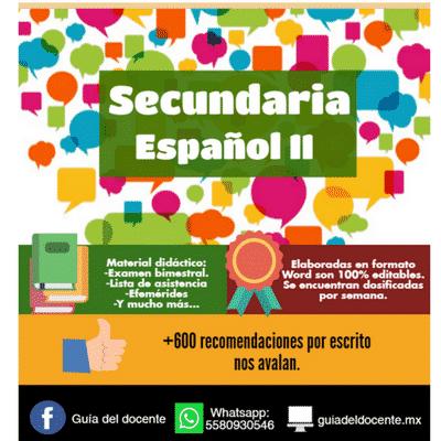 Planeacion didactica argumentada Secundaria