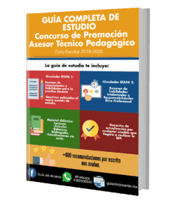 Examen de promoción ATP 2019