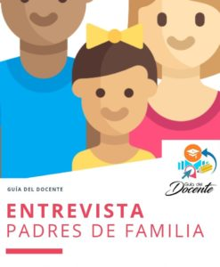 Entrevista padres de familia