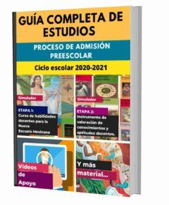 Examen de Admisión Preescolar 2020