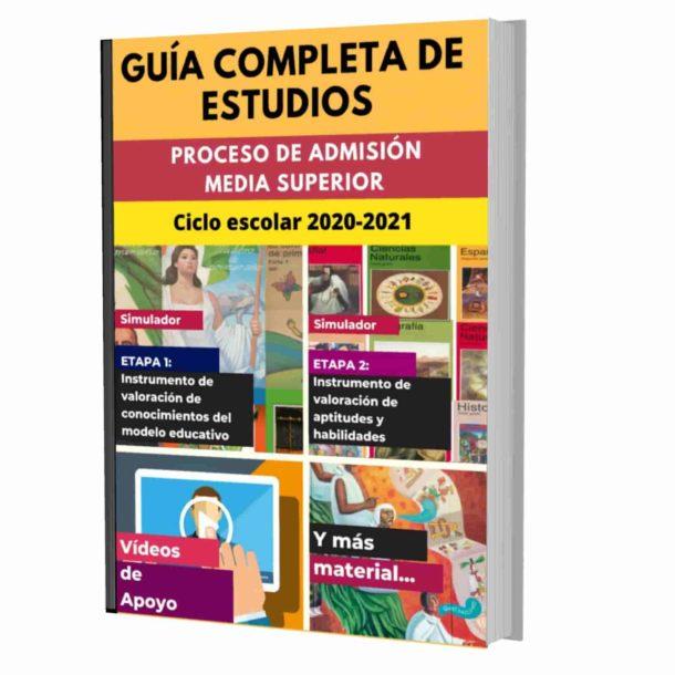 Examen Admisión Media Superior 2020