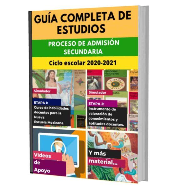 Examen Admisión Secundaria 2020