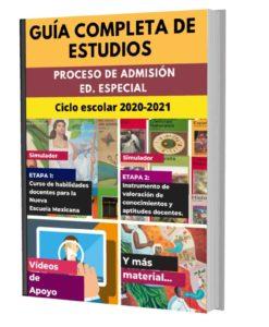 Examen Educación Especial 2020