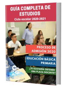 Examen proceso de admision Primaria 2020