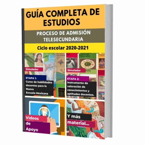 Examen telesecundaria 2020-min