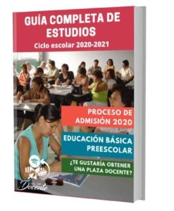 Examen proceso de admision Preescolar 2020